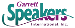 Garrett Speakers International Logo